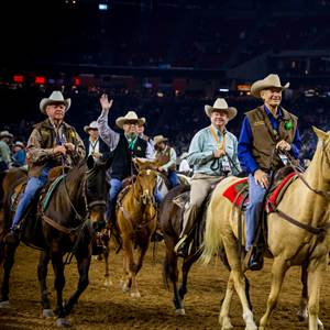 Houston Livestock Show and Rodeo Elects New Leadership for 2017 Show Season