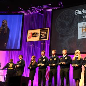Texas FFA Members Receive Mid-Summer Surprise with $1.26 Million in Houston Livestock Show And Rodeo Scholarships