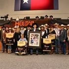 Record-breaking School Art Auction draws art enthusiasts and generous buyers to the Houston Livestock Show and Rodeo™
