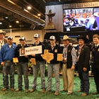 More Than Mechanics: Houston Livestock Show and Rodeo™ State FFA Tractor Technician Contest
