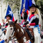 Houston Livestock Show and Rodeo™ Kicks off Month-Long Event with Annual Parade and Rodeo Run in Downtown Houston