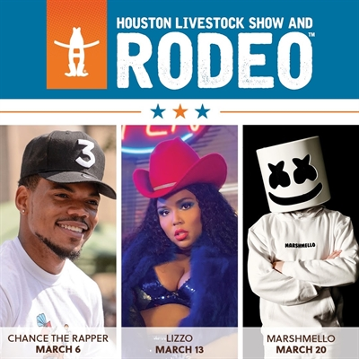 Friday RODEOHOUSTON® Entertainers Announced