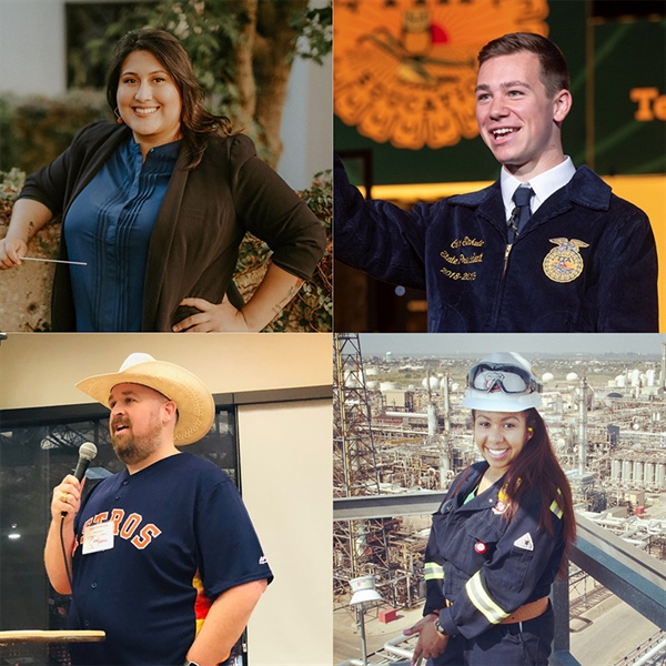 Scholar alums share stories of how Rodeo scholarships led to future success
