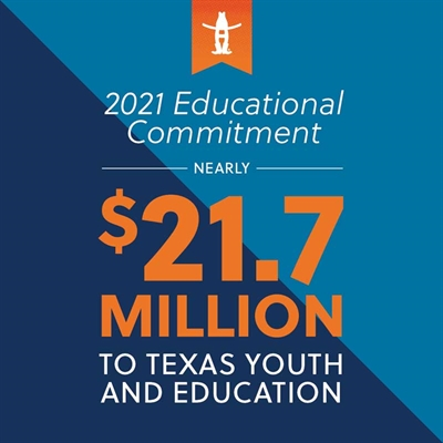Houston Livestock Show and Rodeo Announces Nearly $21.7 Million Educational Commitment for 2021