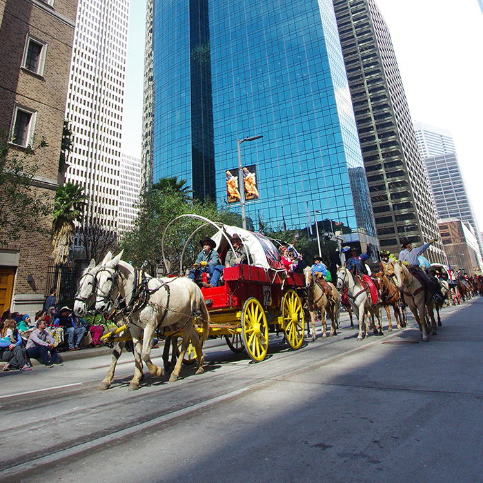 City Wide Excitement For Texas Greatest Tradition At