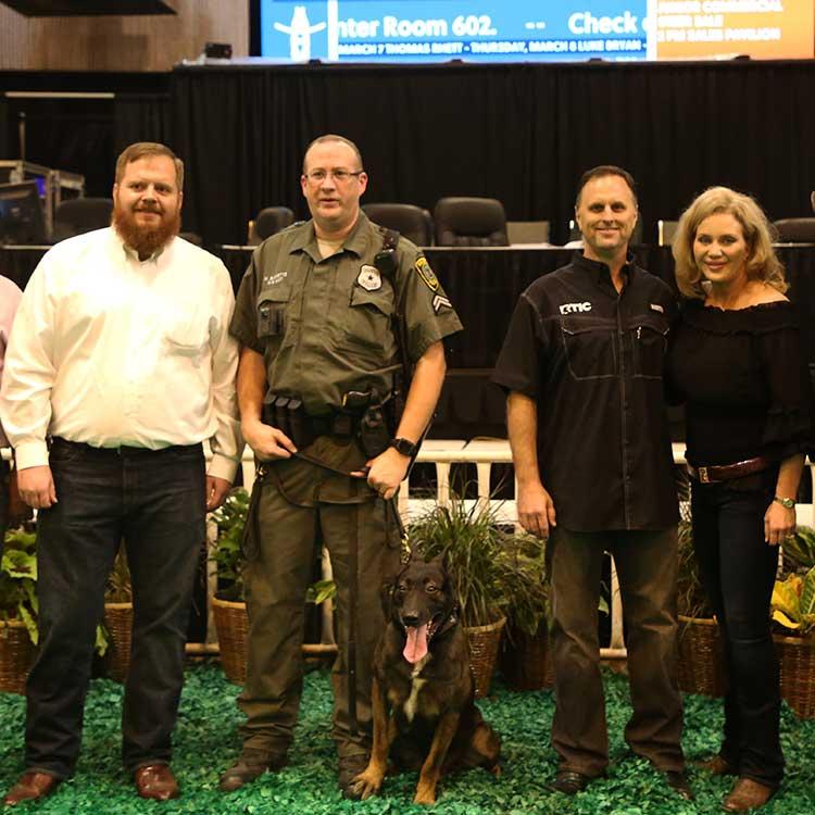 K9s4cops Hard Dog Fast Dog Championship Showcases Four