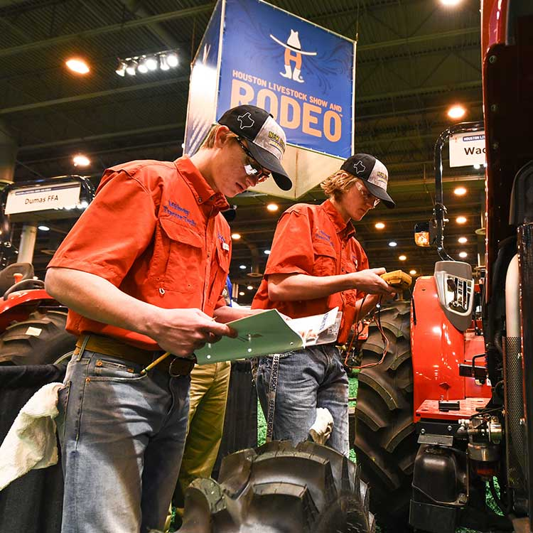 State Ffa Tractor Technician Contest A Hands On Learning