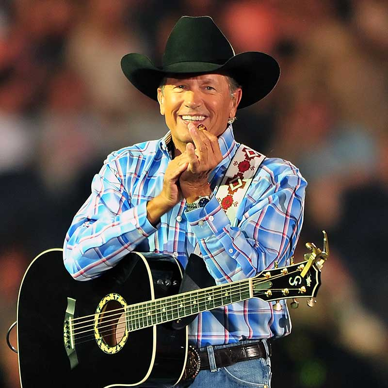 George Strait To Perform At 2019 Houston Livestock Show