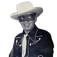 "Moore, Clayton (""The Lone Ranger"")"