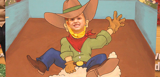 Lil' Rustlers Rodeo