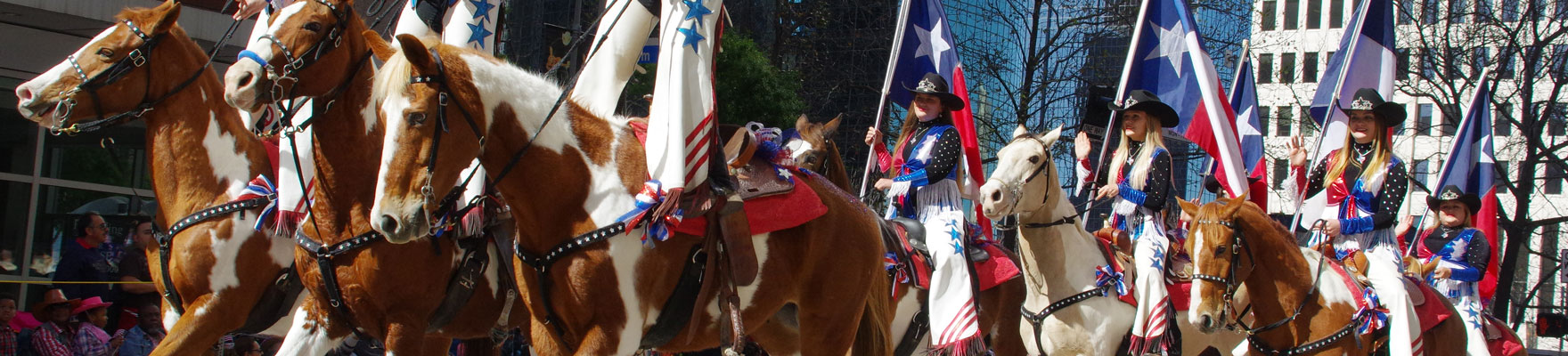 Downtown Rodeo Parade