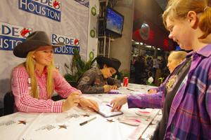 rodeo houston meet the athletes